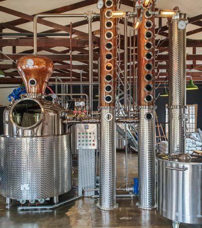 Distillery & Brewery